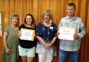 Cover photo for Master Gardener Scholarship Winners