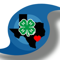 Cover photo for Texas 4-H Relief Support Campaign for 4-H Programs Affected by Hurricane Harvey