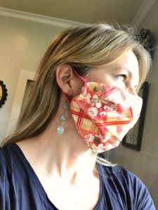 Cover photo for Basic Online Sewing Class- Make Your Own Masks