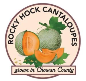 rocky hock cantaloupes