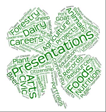 presentation clover