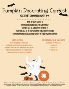pumpking contest